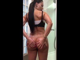 0567662 Slow motion booty shaking video 2017-09-20
