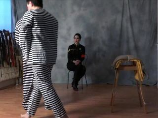 FEMDOM-POV-CLIPS  Punishmentday In Block C. Starring Mistress Nemesis [High Heels, Cane, Canes, Canning]