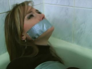 Christina Carter Potty Mouthed Spy Pt. 2 Duct Taped