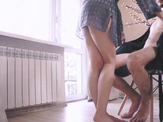 Amateur porn video, young girl delight blowjob, oral sex, big ass, ado ...