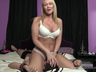 Transsexual – Club Stiletto FemDom – My Pussy Plus Three – Miss Jasmine and Mistress Kandy