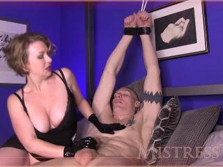 Glove Fetish – Mistress – T – Fetish Fuckery – Tied Teased Edged & Ruined