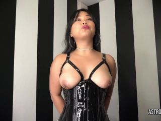 Online Tube Astro Domina in BBC FOR YOU - handjob and footjob