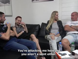 Czech Wife Swap - Wife Swap 11/4 (Anal superfuck)