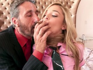 Kali Roses - Step-Father Disciplines Her With His Cock! 02/08/19