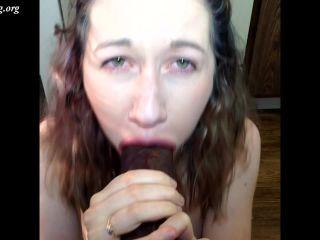 10 inch Anal BBC and BJ  - sammy sable - fetish porn pornbb fetish