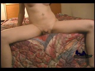 Online shemale video Liliana likes to play