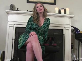 Club Stiletto FemDom – , Eating from your Wife's Shoes