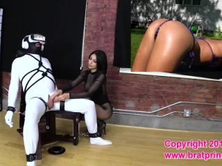 Brat Princess 2  Alexa  Slaves Brain Turned to Mush in VR by Sexy Asses Multi Ruin