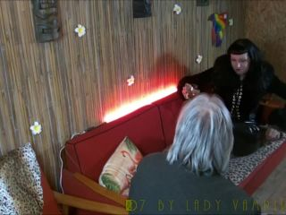 Mistress – Pin Up Domination by Lady Vampira – Blackmailed by FinDom Lady Vampira Part 1 – Pay and Count the Money for Worshipping my Feet and Ass