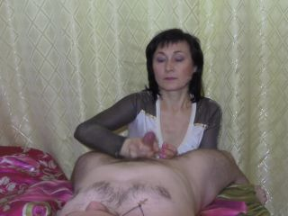 Clips4Sale presents Handjob by a beautiful mature woman