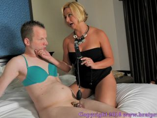 Facesitting – Brat Princess 2 – Brianna – Mother Teaches Locked Son how to Pleasure a Woman