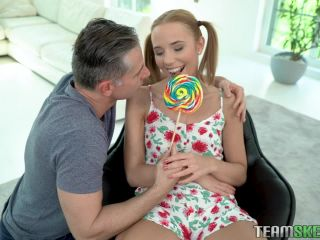 Poppy Pleasure - Pigtail Pink Pounding