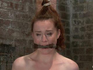 AnnaBelle Lee - Red Headed Slut - Live Show Part 4
