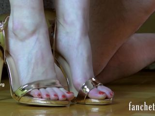 Chronicles of Mlle Fanchette – Sandales Dorees – [HD-1080p – Mp4]