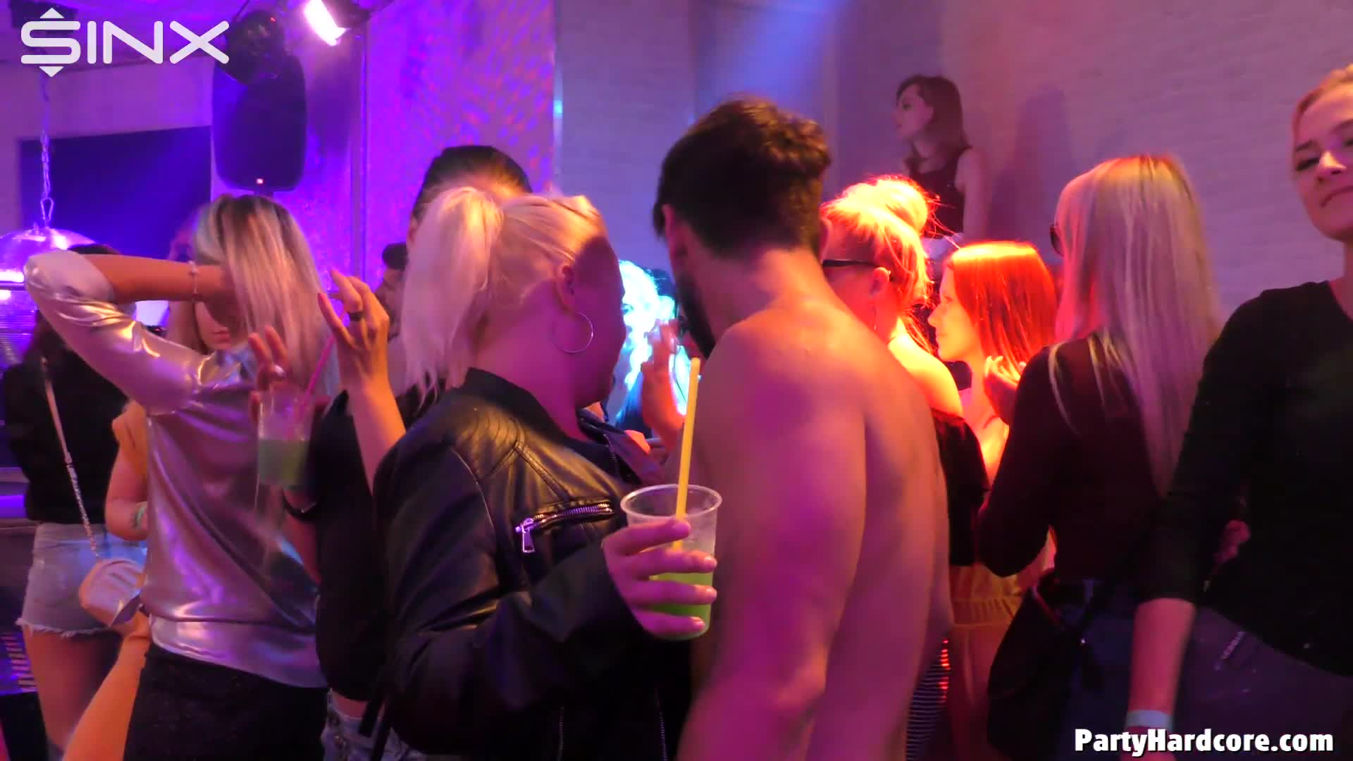 Wife Swapping Swingers Party