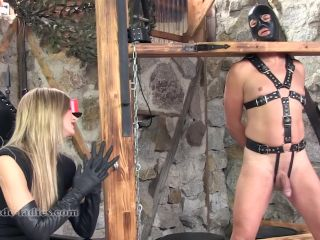 Handjob – SADO LADIES Femdom Clips – Teased And Ruined By Nikki Whiplash