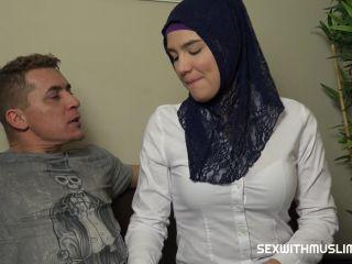 SexWithMuslims presents Marry Morgan – BIG BOOBS HIJAB GIRL –