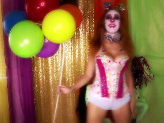 Kitzis Clown Fetish – Circus Queen JOI