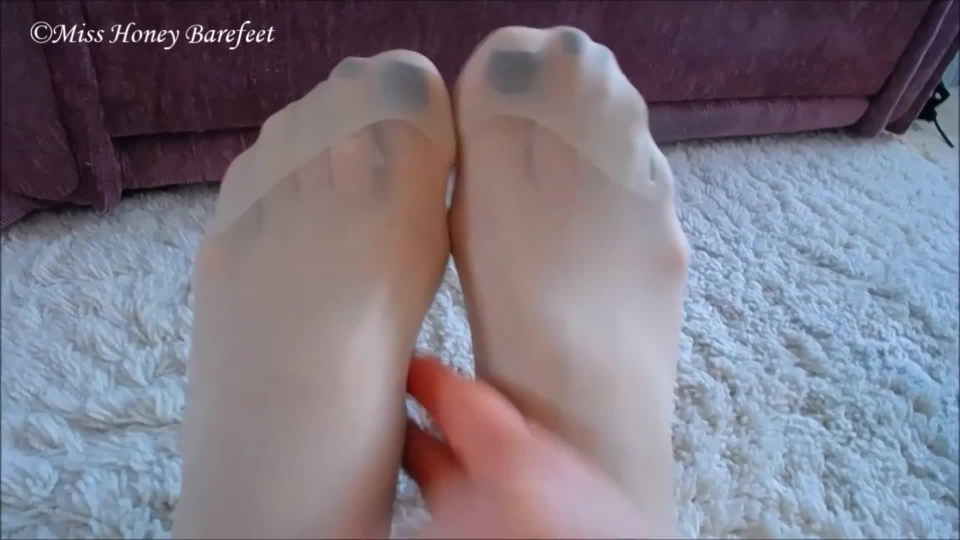 Lesbian Sweaty Feet Worship