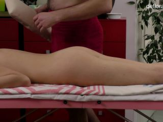 2018-06-28 Amy Ledenez - Virgin Massage