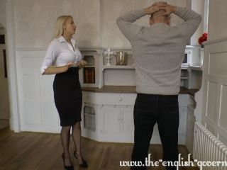 Governess Kenworthys caning for miss Chatsworth part 1
