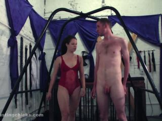 Ball Busting Chicks – 20 Punches!