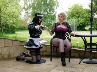 Spank – The English Mansion – Maid's Misfortune – Part 1 – Miss Marilyn