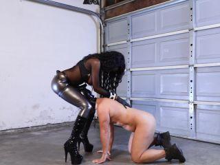 femdom breath control strap on | KinkyMistresses – Cock sucking With Mistress Adina – Strapon – Dildo Sucking, High Heels | mistress adina