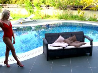 NubileFilms presents Angelika Grays in Red Hot Summer —