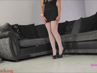 British Brat – Chloe's Stockings JOI