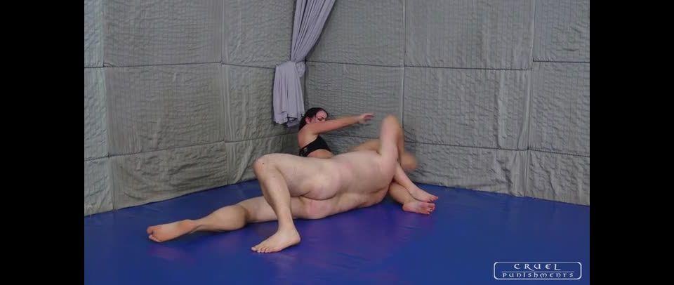 tgp Femdom wrestling