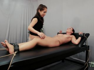HungarianTicklishGirls - Tickled by Nina