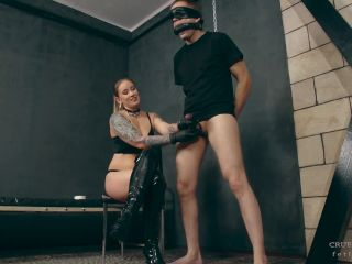 Cruel Anettes Fetish Store – Coming hard FHD MP4 – Mistress Anette Handjob