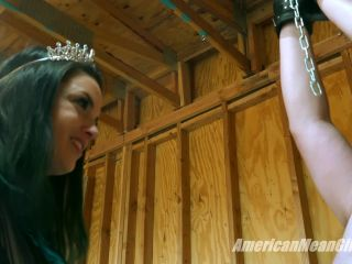 The Mean Girls – Princess Gemma – Thank Me For A Ballbusting