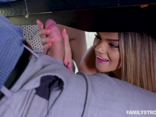 – Athena Faris in Some Under The Table Footplay