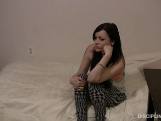 Kyle Johnson, Riley Starr - Double Discipline Riley