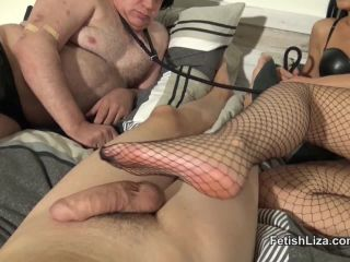 Cuckold cumeating humiliation part 1