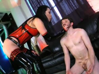 Cybill Troy FemDom Anti-Sex League  Full Force Face Slapping. Starring Lydia Supremacy