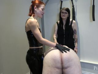 Perfect Sin – Pegging and Pounding