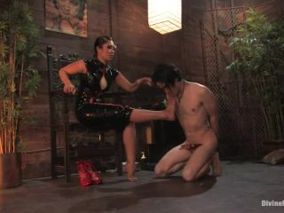 Training of a Houseboy Episode 3 The Cock Puppet DragonLily