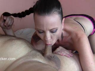 SylviaSucker presents Sylvia Chrystall in Deepthroat Head Using Blowjob and Swallow. 3