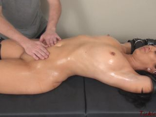 Tickle Abuse - Racked Rubbed and ToeTied