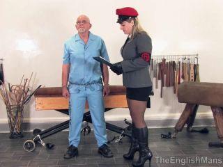 dixieland fetish fetish porn | TheEnglishMansion: Lady Nina Birch - Dont Spare The Rod - Part 1 | cruel