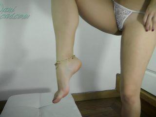 saharah eve femdom Dirty Dani Picas – Anklet Tease and JOE – Feet Joi, Masturbation Encouragement, foot worship on masturbation