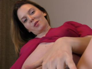 Emma Evins in Virtual Pregnant Pussy Eating JOI