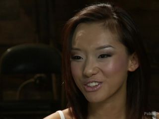 Kink.com- Sweet Asian slut fucked and humiliated in a corner store-- Alina Li, Bill Bailey, Ariel X