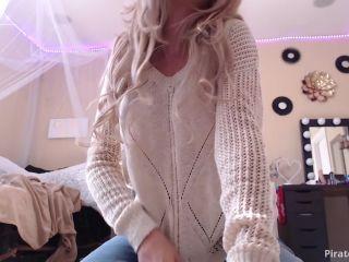 ManyVids Webcams Video presents Girl BlazeFyre – Creamy Cowgirl Dildo Riding