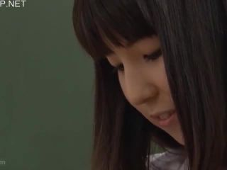 SHIS-067 Among The Sober Eye To Perform Sex With Teachers After School ...