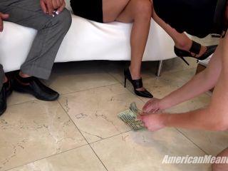 THE MEAN GIRLS – Princess Carmel, Sir Shane – Real Life Cuck Abuse